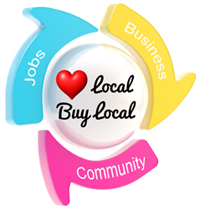 Love Local Buy Local
